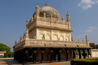 The Gumbaz Housing Tippu Sultans Tomb